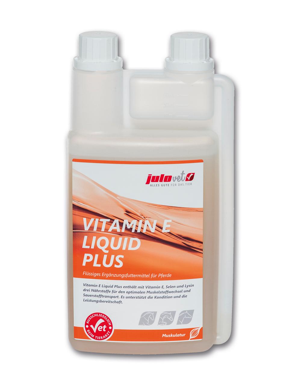 Vitamin E Liquid Plus
