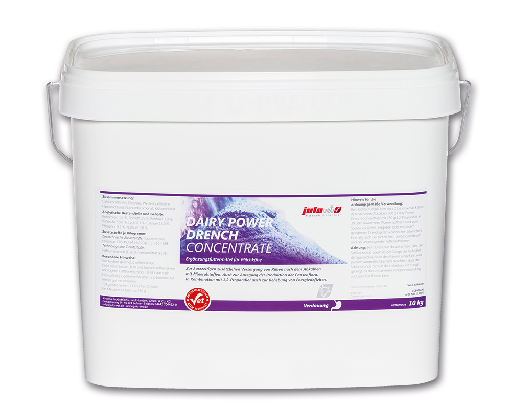 Dairy Power Drench concentrate