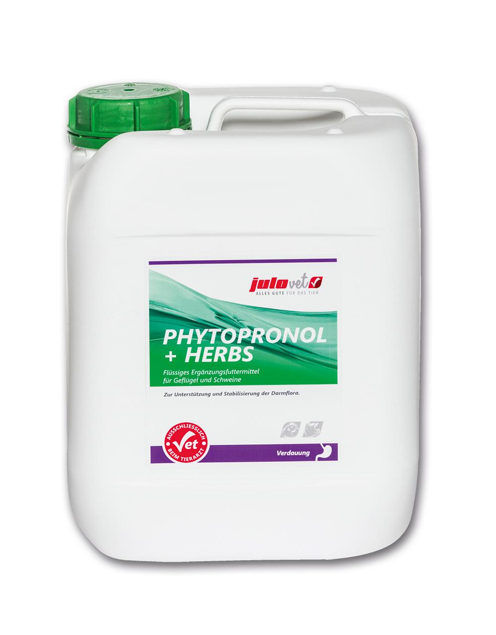 Phytopronol + Herbs