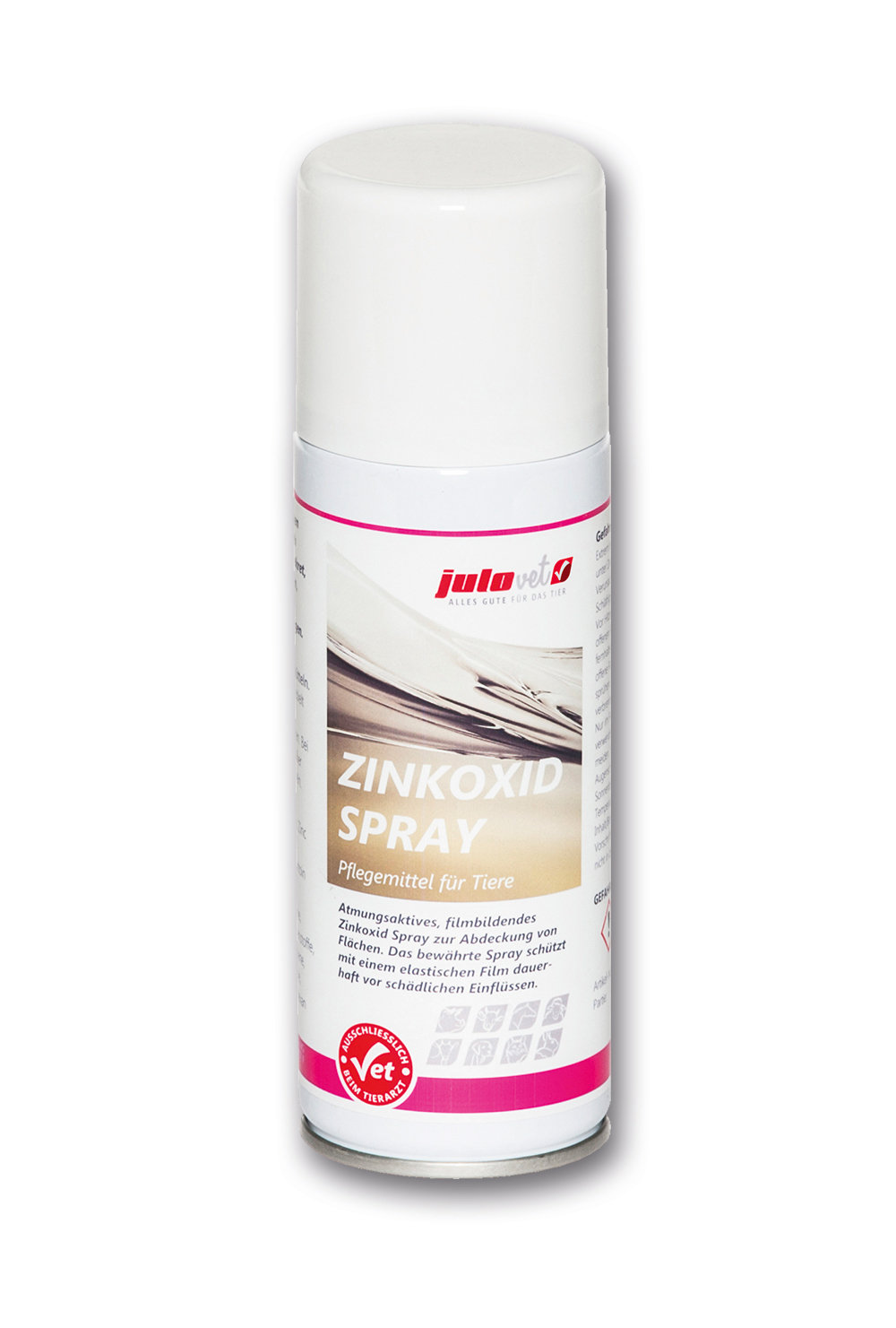 Zinkoxid Spray